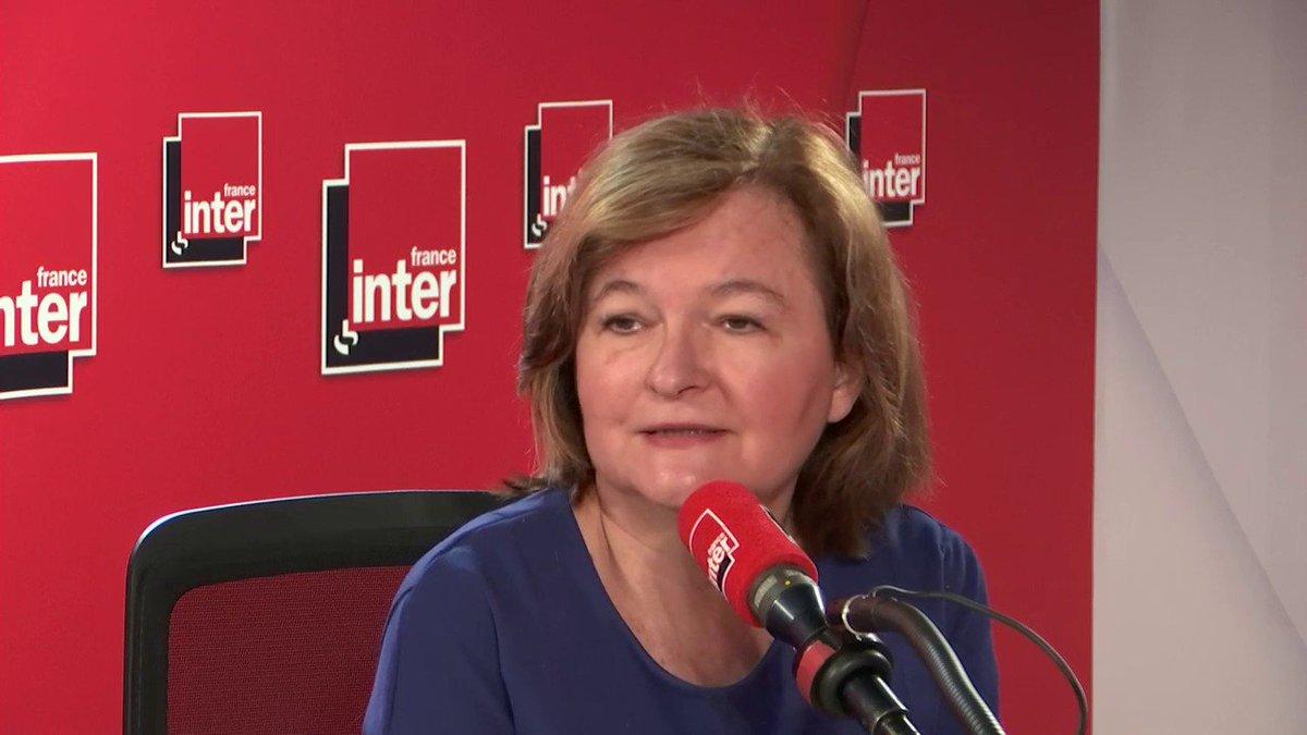 .@NathalieLoiseau , tête de liste #LREM #Européennes2019, «Peut-être que je ne suis pas une très bonne communicante» #le79Inter  @ndemorand