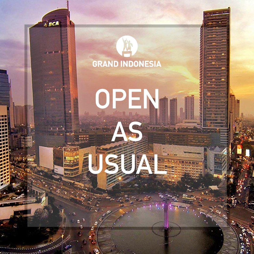 Awalnya mal prestisius di sekitar Bundaran HI, Jakarta Pusat ini mengadakan midnight sale pada 24-25 Mei 2019.