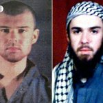 Image for the Tweet beginning: 'American Taliban' John Walker Lindh