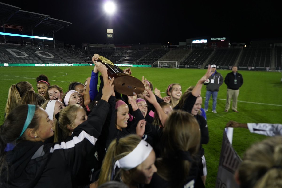 Congratulations to @GrandviewSoccer, the 5A girls' soccer state champion! The Wolves defeated Arapahoe 2-1 #9Sports #copreps<br>http://pic.twitter.com/3ISBX78mmt