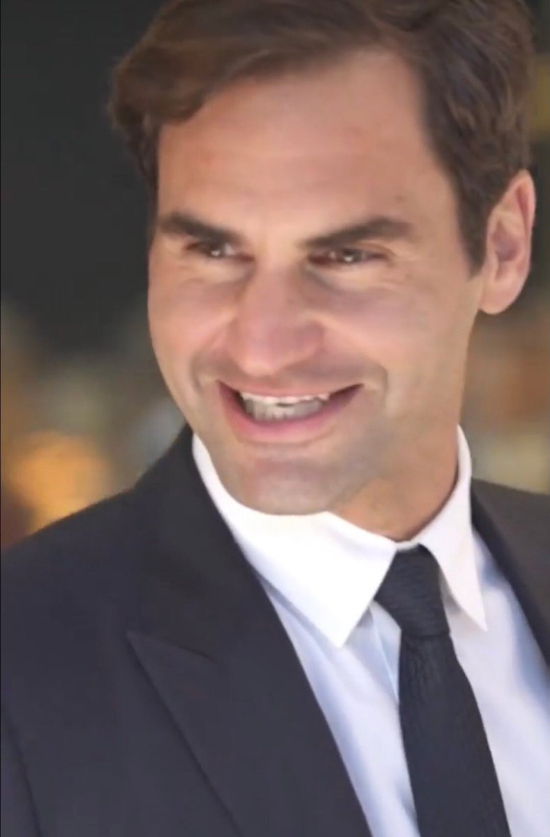 This beautiful human being  #MoetMoment #Federer <br>http://pic.twitter.com/yXjBNSnFkZ