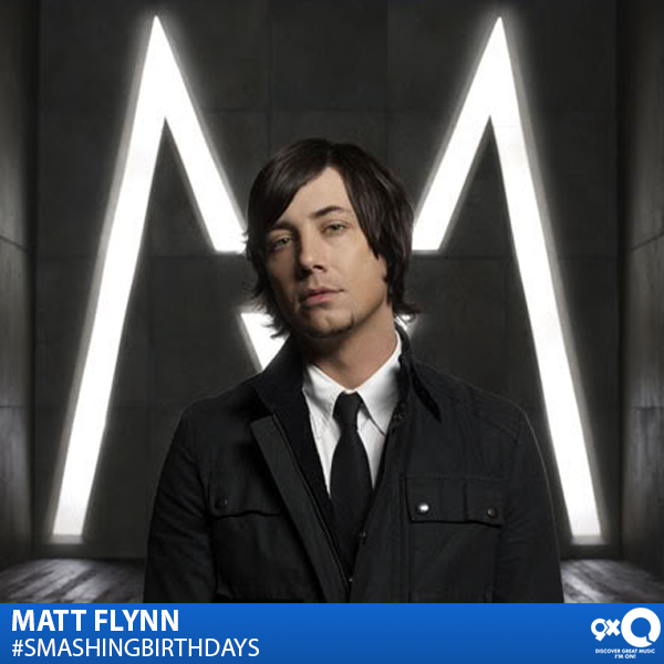 Matt Flynn, the drummer of Maroon 5 celebrates his today! Happy Birthday Matt!