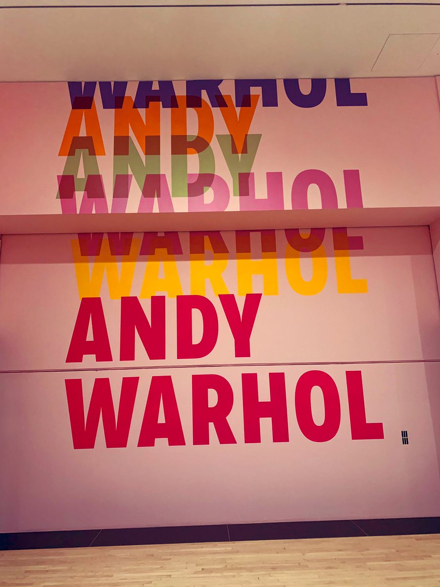 The #ArtBashSFMOMA at @SFMOMA was so fun. Loved the #AndyWarhol exhibit. And the creepy giant spiders by Louise Bourgeois.