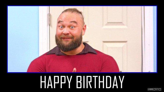 Happy 32nd Birthday to Superstar Bray Wyatt.
