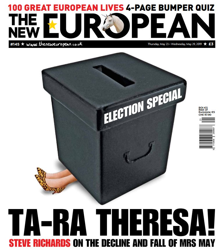 Where I observe: &quot;#Farage and #Johnson have bundled up a package of legitimate grievances, various hatreds ancient and modern,cheap fandom and their own special sauce of bile, to make a concoction that snares victims.&quot; via @TheNewEuropean #EuElections2019  &quot;<br>http://pic.twitter.com/DuNFUG9tAt