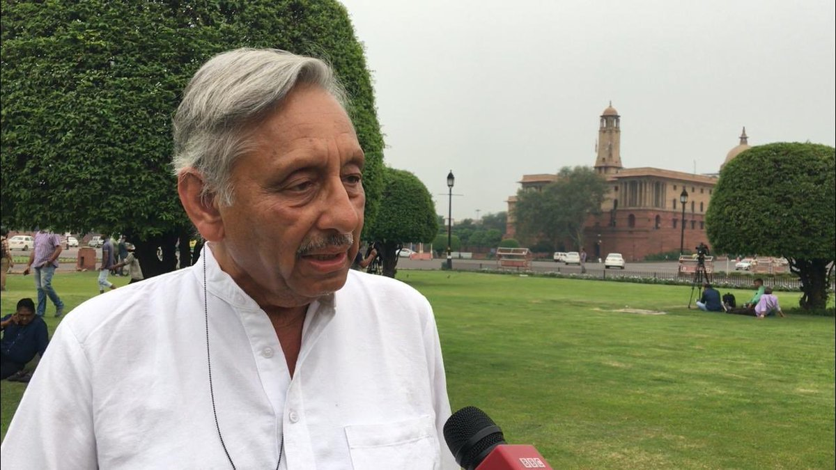"Mani Shankar Aiyyar - ""Minorities will be targeted now as efforts to make a Hindu Rashtra will gain steam. They will have to be subservient to survive and that is something opposition parties will have to be alert about and to oppose."" #ElecctionResults2019 #Verdict2019"