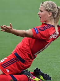 I just can't believe #Norwegian & @OL's heroine, @AdaHegerberg, will be missed during this summer's @FIFAWWC.   STATS:  2019: Winner of treble (League, Cup & @UCL) 2019: #BBCWFOTY  2018: Ballon d'Or holder. 2017: BBCWFOTY 3-time top scorer (LigueUnféminine)