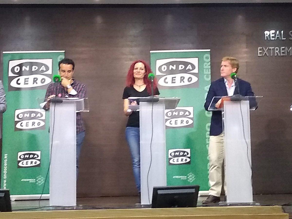 Ya ha comenzado el debate organizado por @OCR_Extremadura sigue a nuestra candidata @ErikaBadajoz en streaming en: youtube.com/watch?v=-VZCPw… Es tiempo de cambio y ahora te toca a ti #ElCambioPositivo