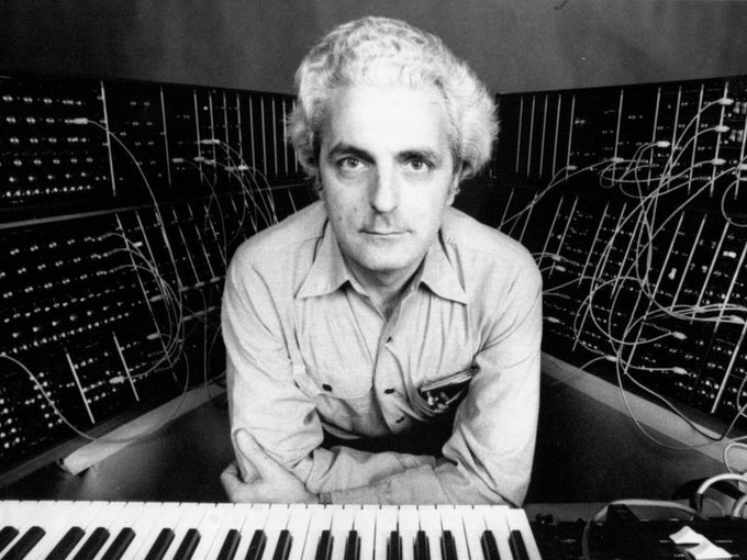 Happy Birthday to Robert Moog, inventor of the synthesizer, born 5/23/1934.