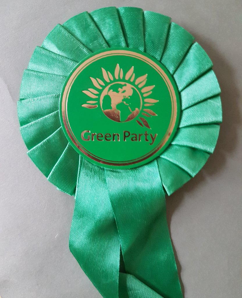 Go @TheGreenParty ! Let's paint #Europe #Green! #VoteGreen2019 #EuropeanElections2019 #todaystheday