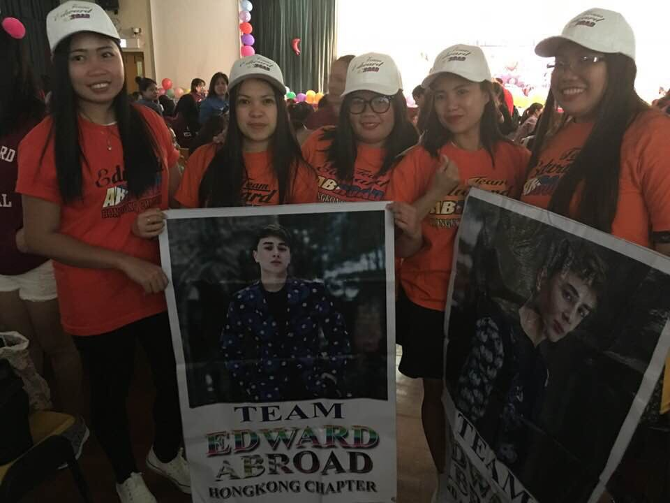 Missing you guys TEA Hongkong Kailan tayo ulit mgkikita hahahaha love you guys btw thank you sa lhat2x mwauhhhh   @mor1019  #DyisIsItManila NO ONE ELSE by Edward Barber   Plss don't forget to vote FOR BMG   MOROPM18 send to 2366<br>http://pic.twitter.com/XHaRaLNVaZ