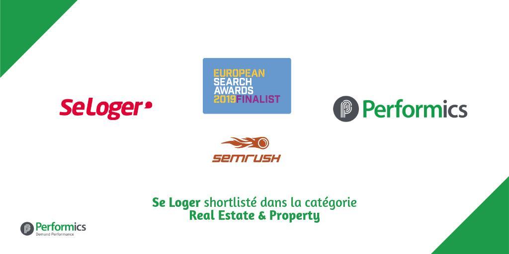 test Twitter Media - Merci à notre partenaire @semrush_fr pour leur invitation aux @eusearchawards ! Nous vous rejoindrons avec plaisir pour défendre les couleurs de @SeLoger dans la catégorie Real Estate and Property. Rendez-vous le 20 juin pour les résultats 🚀 https://t.co/HzibwCASiB