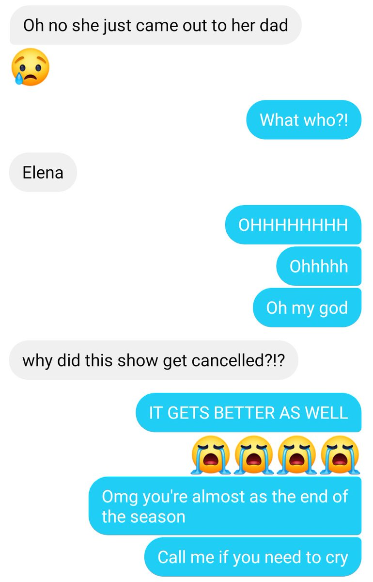 She&#39;s watching #ODAAT CORRECTLY  <br>http://pic.twitter.com/3YP5DSsAEA