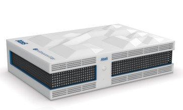 Nuestro nuevo servidor BullSequana Edge integrado gestiona y procesa de forma segura los datos...