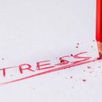 Image for the Tweet beginning: Soaring rate of stress in