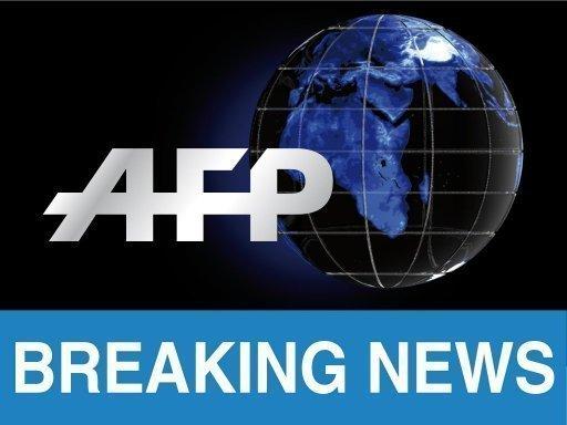 AFP news agency's photo on Huawei