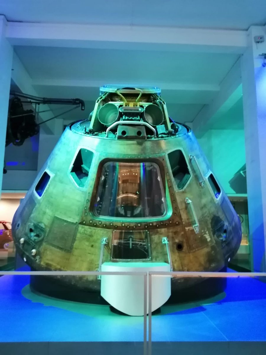 Excitingly, the museum is celebrating the return of #Soyuz and the 50 years of the Moon landing with Summer of Space, a summer-long packed programme of events, family festivals and more:  http:// bit.ly/2HLymTd  &nbsp;  <br>http://pic.twitter.com/MxRkz6DrDv