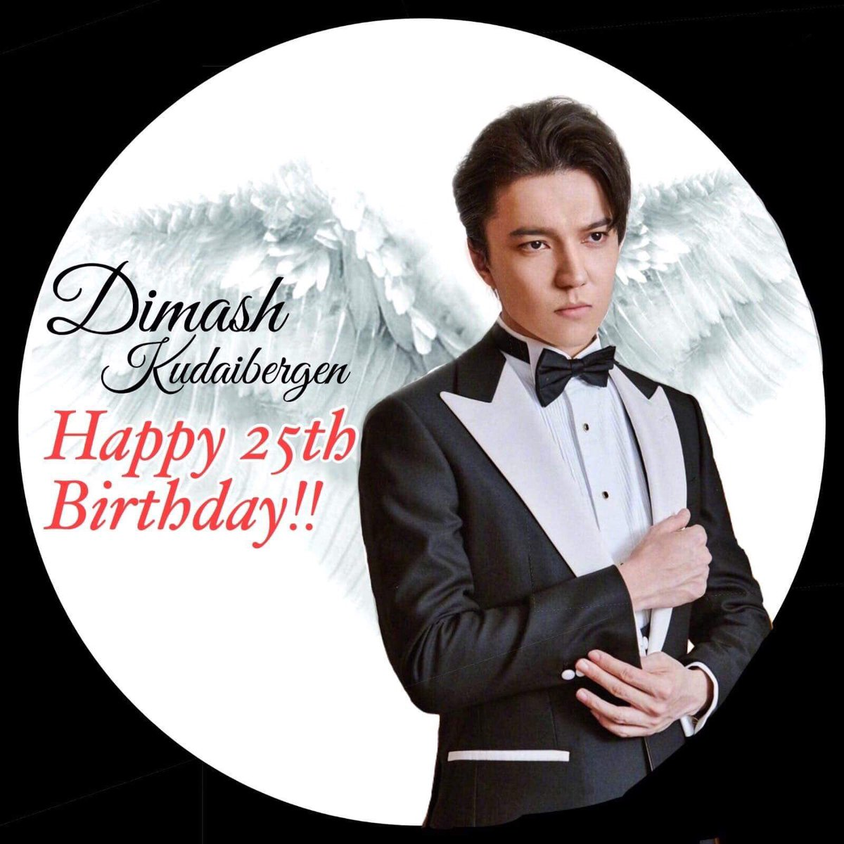 Celebration Time! For Dimash&#39;s 25th Birthday on Friday 5/24-Dears please tweet BD wishes ALL Day beginning at 00:01 Nursultan time  (12:01pm PST 2:01pm CST, 1:01pm EST Thursday 5/23 NOTE the date), Using the following #:  #DimashHappyBirthday #DimashBestSinger  @dimash_official<br>http://pic.twitter.com/3UrkuXbeHi