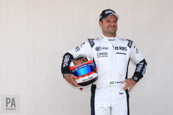 Happy birthday to F1 favourite Rubens Barrichello, 47 today!