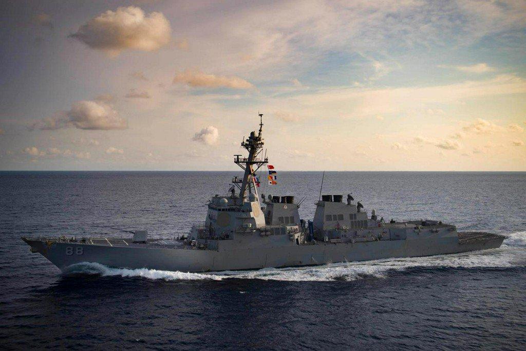 U.S. Navy again sails through Taiwan Strait, angering China  http://www. reuters.com/article/us-usa -china-navy-idUSKCN1ST062?utm_campaign=trueAnthem%3A+Trending+Content&amp;utm_content=5ce65dcb72c13d0001ebd1f5&amp;utm_medium=trueAnthem&amp;utm_source=twitter &nbsp; … <br>http://pic.twitter.com/IZ6MsnomxC