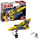 Image for the Tweet beginning: LEGO 75214 Anakin's Jedi Starfighter