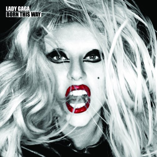 8 years ago today Lady Gaga released her album 'Born This Way'.   #BornThisWay became her third album in a row to be nominated for AOTY at The Grammys. It sold over 10M copies WW and debuted at #1 with 1.1M sales in the US. <br>http://pic.twitter.com/eUyS8T1nVv