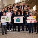 Image for the Tweet beginning: #Klimaschutz kennt keine Grenzen! #FridaysForFuture