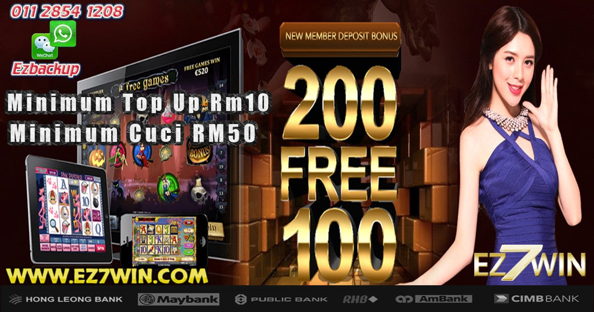 EZ7WIN | Malaysia Online Casino & Sport Betting
