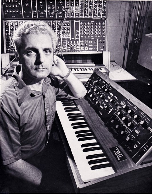 Today would have been Robert 85th birthday. Happy birthday to one of the most important pioneers .