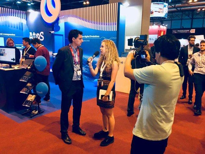 @DES_show entrevista a nuestro compañero @S_AriasCruz sobre nuestra visión de la Transformaci�...