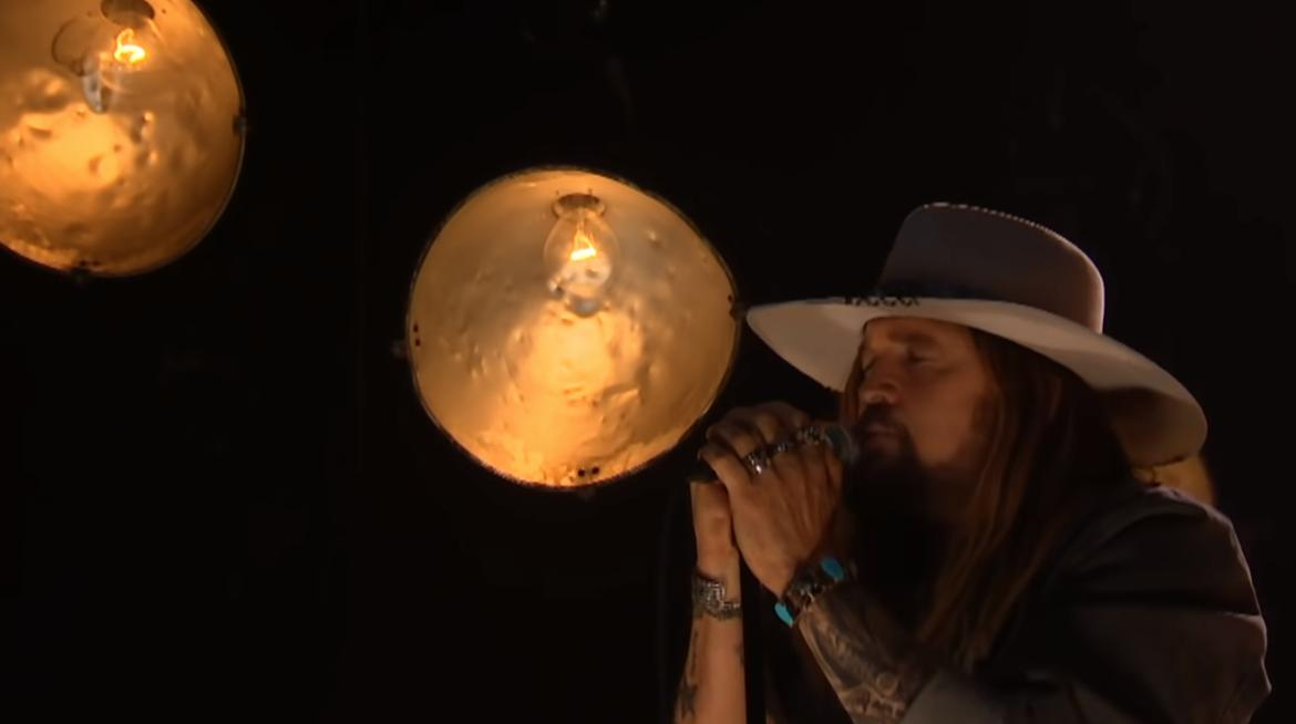 """Watch Billy Ray Cyrus perform """"I've Been Around"""" on #LateLateShow https://rol.st/2VVBciy"""