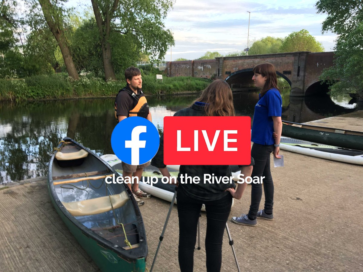 British Canoeing's photo on Facebook Live