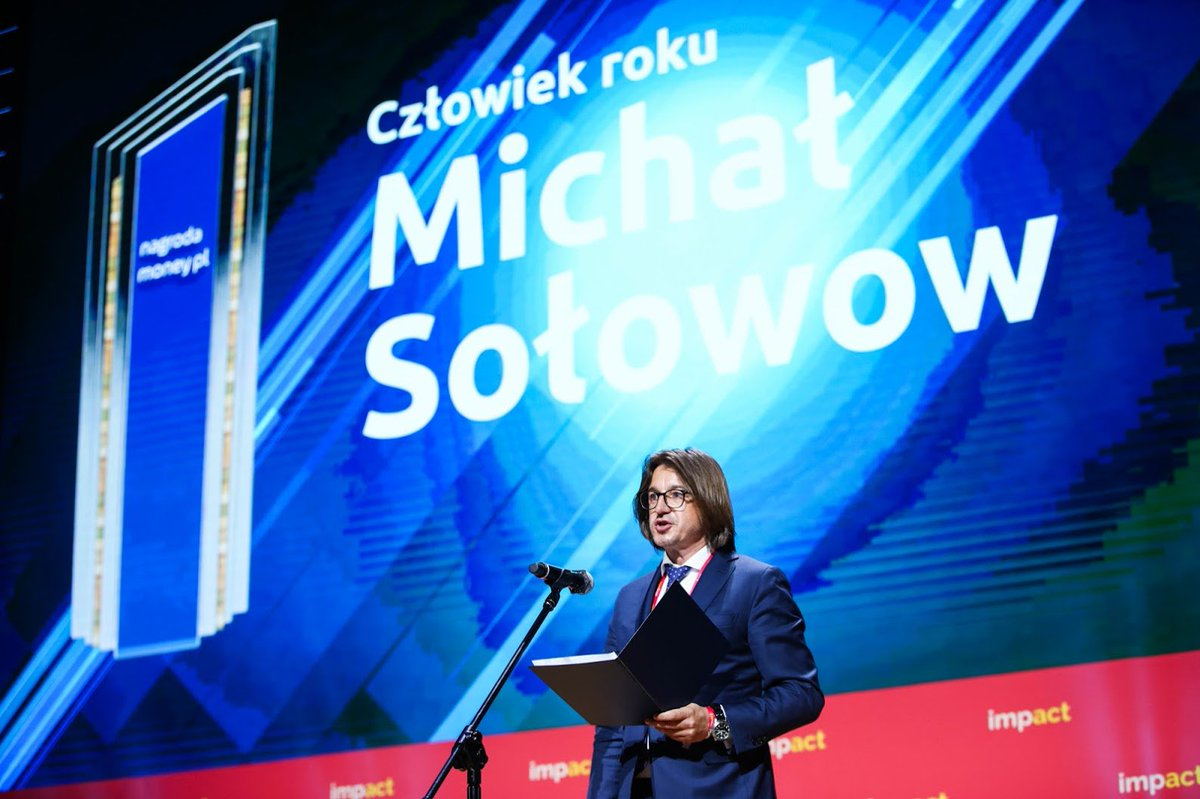 Michał #Sołowow, entrepreneur and owner of the #3DGence, became the Person of the Year 2019 according to the @Money_pl! It is a peculiar distinction of #business leaders who set the direction of polish social and economic transformations.   Read more: