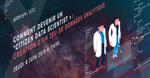 L&#39;avenir appartient à ceux qui dompteront les données...les citizen data scientists.  http:// bit.ly/2X74oQk  &nbsp;  <br>http://pic.twitter.com/HIYGSCctYO