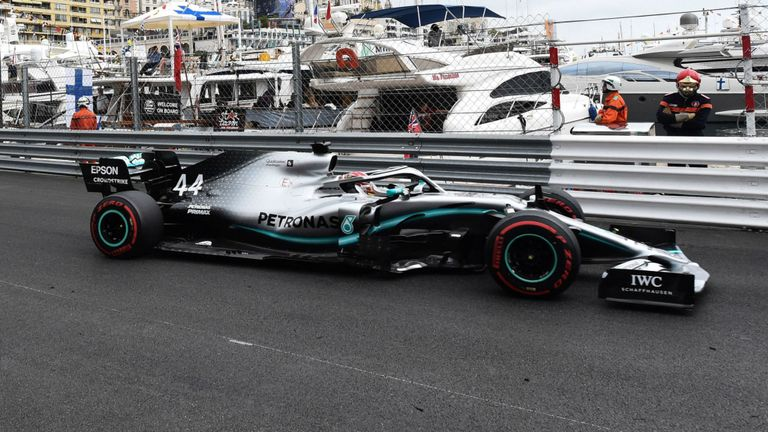 PRACTICE ONE REPORT:  Lewis Hamilton on top for Mercedes, but only 0.059s ahead of Max Verstappen with top three split by less than a tenth  Still work to do for Ferrari...  https://www.skysports.com/f1/news/12433/11726109/monaco-gp-practice-one-lewis-hamilton-ahead-of-max-verstappen…  #SkyF1 #MonacoGP
