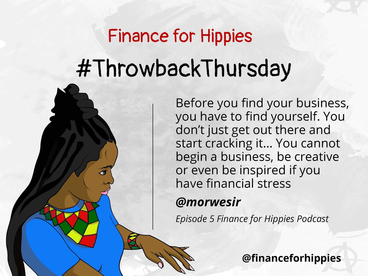 Finance for Hippies Podcast's photo on #throwbackthursday