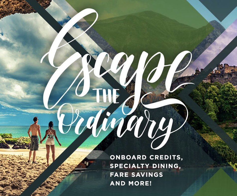 I'll help you escape ordinary vacations! Call me today and let's check off the top of your bucket list!  http://www. time4cruising.com  &nbsp;          #time4cruising #tagafriend <br>http://pic.twitter.com/f7NAKhhbKX