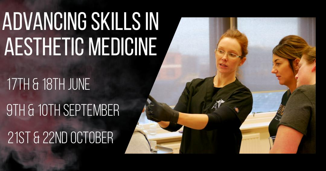 test Twitter Media - Advancing Skills in Aesthetic Medicine  The two-day course will cover anatomy and physiology of the ageing face, with attention to the midface, dermal filler bio-physiology, avoidance and management of complications and the use of hyaluronidase.  https://t.co/4vmu3OWSjE https://t.co/BUoYLnXefL