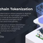 Image for the Tweet beginning: Do you know what Blockchain