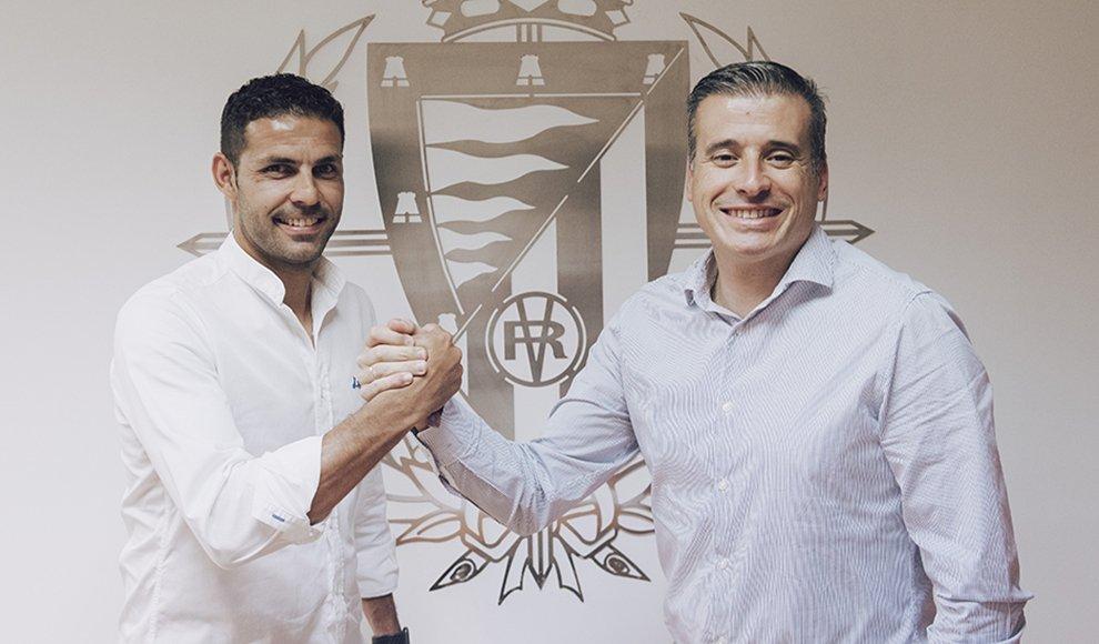 ⚽ Javier Baraja, nuevo entrenador del @realvalladolid B bit.ly/2HNp3lP