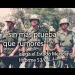 Image for the Tweet beginning: El gobierno mexicano y la