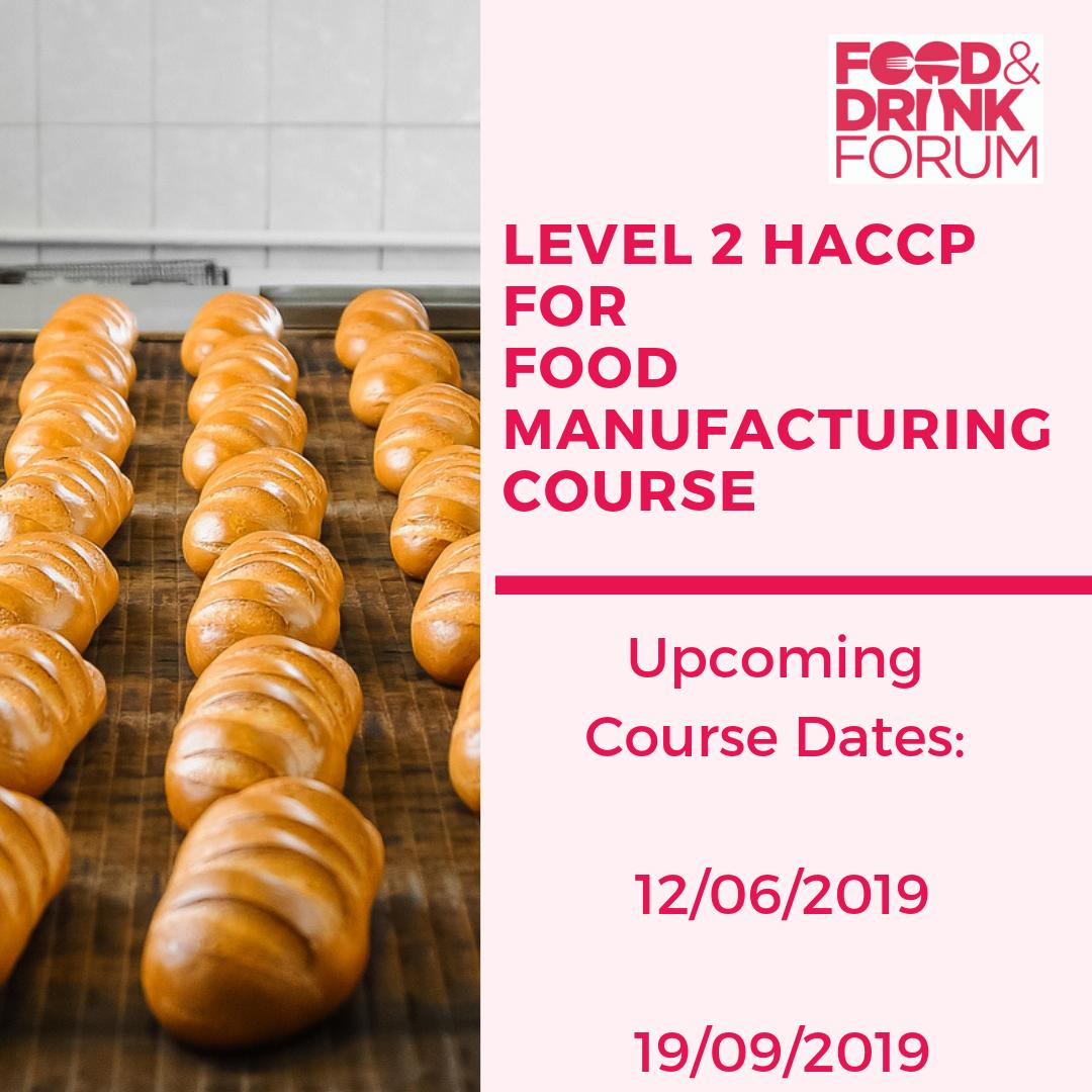 Have all your staff got up to date Level 2 #HACCP? If not, then book onto our next HACCP Level 2 Course at #Leicester Food Park .... http://ow.ly/jqOz30okYfX #MFG #FoodManufacturing #FoodBusiness