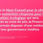 Image for the Tweet beginning: 🌎 1er #ConseilDeDéfenseEcologique Des décisions