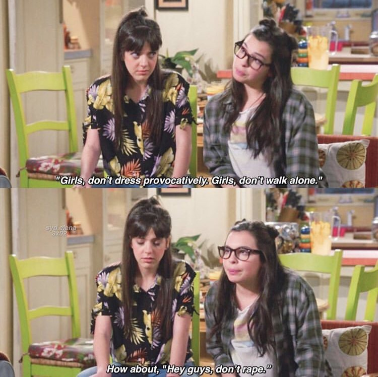 I love when Elena talks about such an important topics #saveODAAT <br>http://pic.twitter.com/BEuqgIrZ8j
