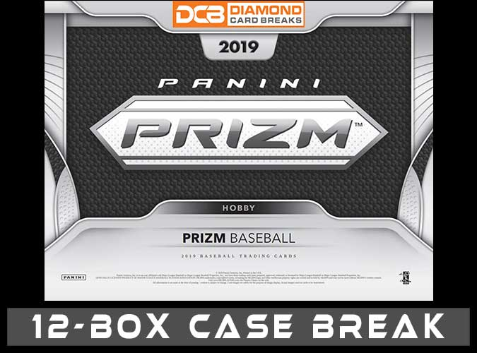 Diamond Card Breaks 2019 Panini Prizm Baseball TONIGHT! - https://mailchi.mp/4c976b4dedda/dcb-card-breaks-case-breaks… Buy your teams/spots here: https://ebay.com/str/diamondcardbreaks… #whodoyoucollect #thehobby #boxbreak #casebreak #mlbcards #hobbycards #boxbreaks #casebreaks #mlbfan #baseballbreaks pic.twitter.com/aG2E1i4JzE