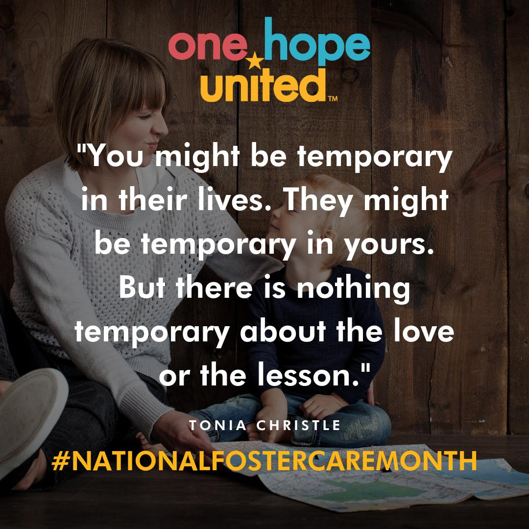 test Twitter Media - We encourage those who are interested in becoming a #FosterParent to not let the fear of loving a child who might leave deter you from providing them with a safe and nuturing home.  Start the process today https://t.co/gOQIWocI0u  #NationalFosterCareMonth #ChicagoNonProfit https://t.co/tjQJI1m1EL