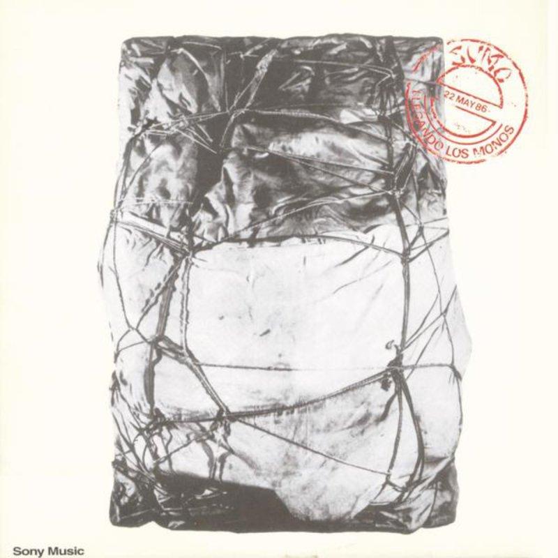 Ayer se cumplieron 33 años de la salida del segundo disco de #Sumo, Llegando los monos, grabado en los estudios Panda por @BreuerMario, en sesiones que comenzaban a las 11 de la noche. Una de las principales novedades del álbum era el uso de la batería electrónica Drumulator.