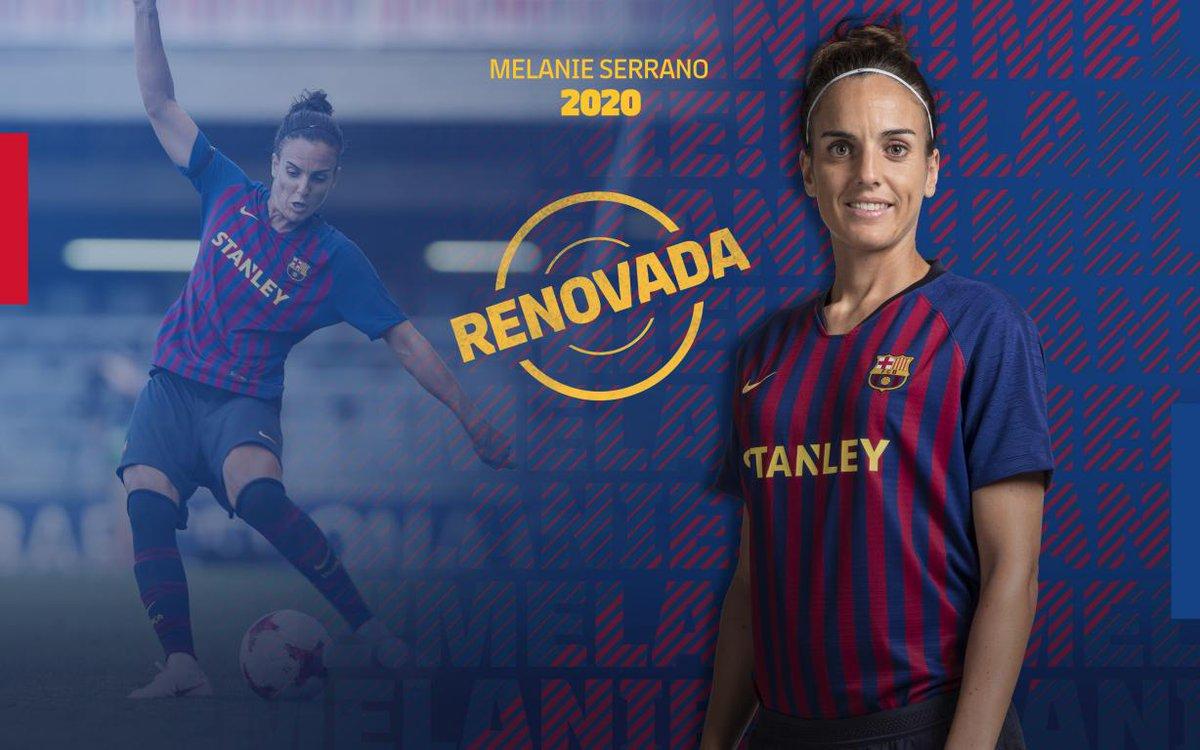 504666b78 FC Barcelona Femení ( FCBfemeni)