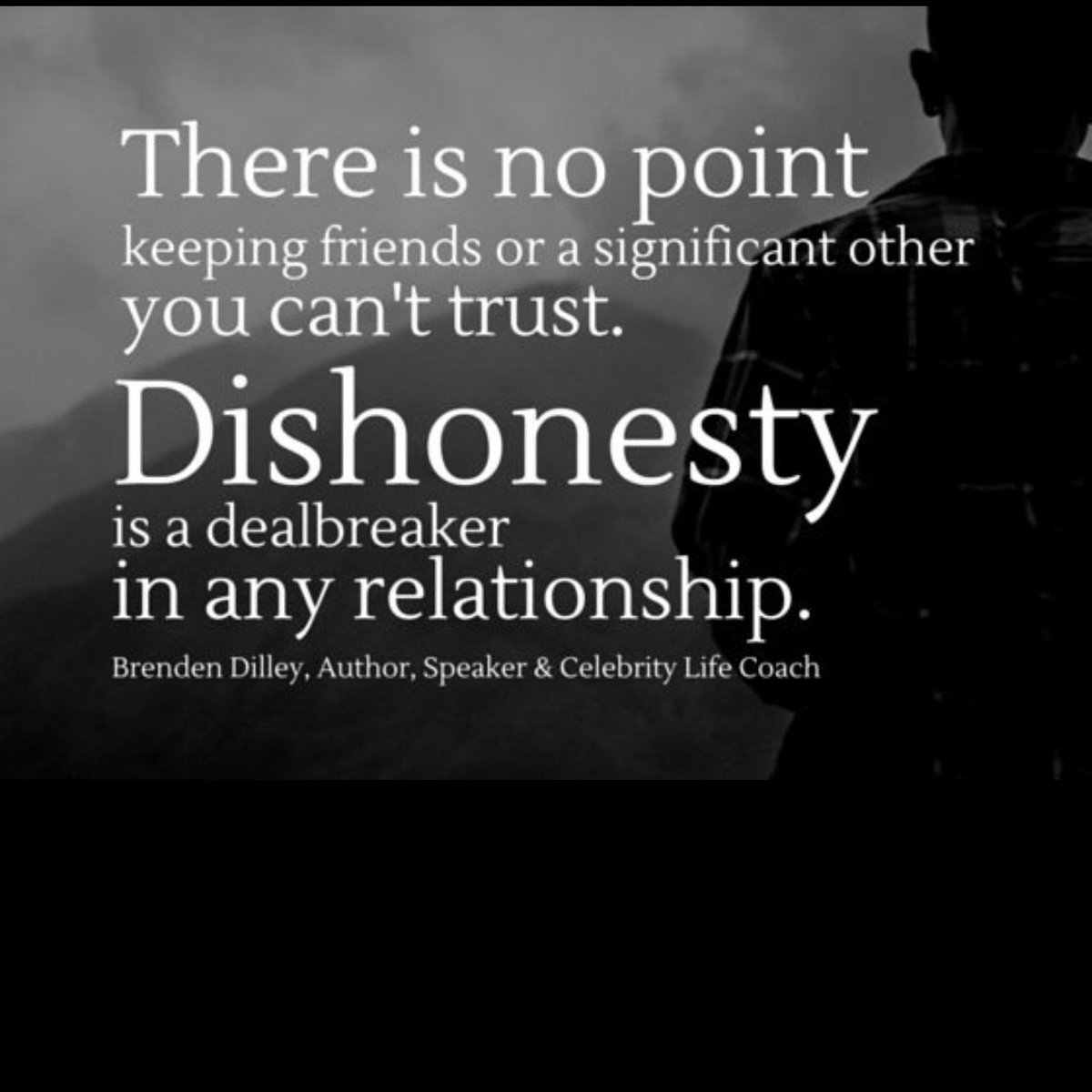 Dishonesty is a deal breaker<br>http://pic.twitter.com/YqpJhZeSmC