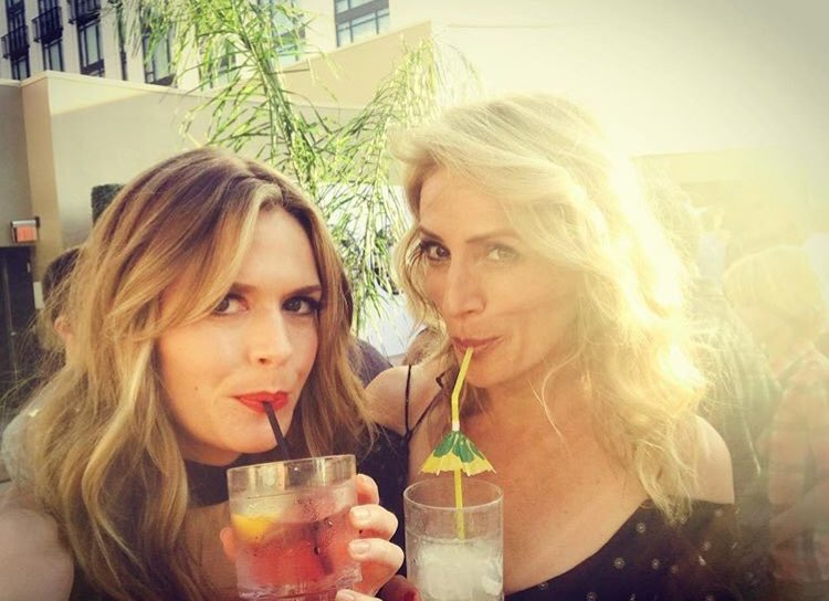 Show of hands, who's ready to see the ladies of #Psych in #PsychTheMovie2? #Tbt <br>http://pic.twitter.com/dSCu9sqfCb
